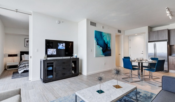 1-bedroom Pano View